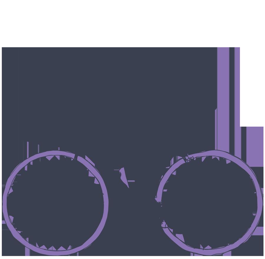 Rennraeder-Illustration_Fahrradmuseum-Ybbs