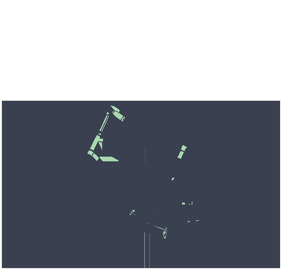 Waffenrad-Illustration_Fahrradmuseum-Ybbs